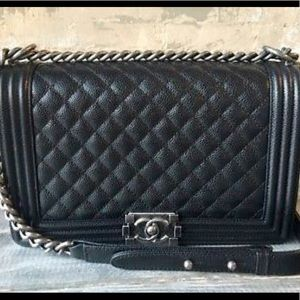 CHANEL Bags - New !!!  Chanel Boy !!!  Super Gorgeous !!!!
